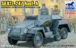 SALE-1-35-German-Sd-Kfz-247-Ausf-A-German-Armored-Command-Car