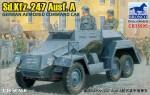 1-35-German-Sd-Kfz-247-Ausf-A-German-Armored-Command-Car