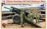 1-35-U-S-155mm-Howitzer-M114A1-Vietnam-War