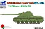 1-35-WWII-Russian-Heavy-Tank-KV-122