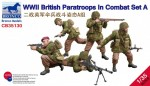 SALE-1-35-WWII-British-Paratroops-In-Combat-Set-A