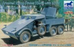 SALE-1-35-Armored-Krupp-Protze-KFZ-69-with-3-7cm-Pak-36-late-version