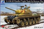 1-35-US-M-24-Chaffee-Light-Tank-in-Korean-War