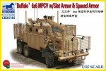 1-35-Buffalo-6x6-MPCV-with-Slat-Armour-and-Spaced-Armour