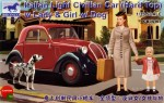 1-35-Italian-Light-Civilian-Car-Hard-Top-with-Lady-and-Dog