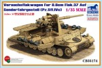 1-35-Versuchsflakwagen-8-8cm-Flak-37-auf-Sonderfahrgestell-Pz-Sfl-IVc