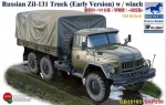 1-35-Russian-Zil-131-Truck-Early-Version