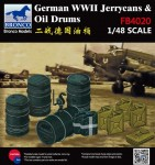 SALE-1-48-WWII-German-Jerry-Can-and-Fuel-Drum