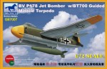 SALE-1-72-Blohm-and-Voss-Bv-P-178-Dive-Bomber-Jet-with-BT700-Guided-Missile-Torpedo