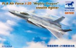 PLA-Air-Force-J-20-Mighty-Dragon-stealth-fighter