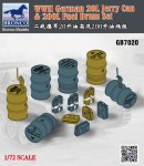 1-72-WWII-German-20L-Jerry-Can-and-200L-Fuel-Drum-Set