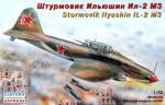 1-72-Ilyushin-Il-2M3-Soviet-WWII-attack-plane