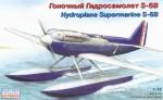 1-72-Supermarine-S-6B-hydroplane