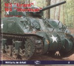 RARE-M3-Grant-and-M4-Sherman-in-detail
