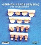 1-35-German-Heads-Set-WW-and-8545-8EA