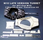 RARE-1-35-M10-Late-Version-Turret-for-AFV-Club-M10