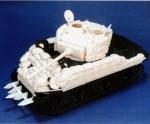 RARE-1-35-Sherman-Accessory-set-1-for-Tamiya-M4A3