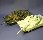 1-35-K1A1-Full-kit-Including-Armour-Track-Model-s-T-156-Track-Set