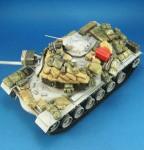 RARE-1-35-M48A3-Vietnam-Sand-bag-armor-and-Stowage-set