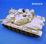1-35-M48A2-A2C-A2CG-Conversion-set-For-Tamiya-M48A3