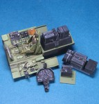 1-48-P-51B-Cockpit-set-for-Accurate-Miniature