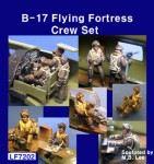 1-72-B-17-Flying-Fortress-Crew-set-10-Figures