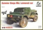 RARE-1-35-Daimler-Dingo-Mk-I-Armored-Car-+-RESIN