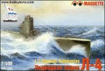 RARE-1-400-L-4-Russian-submarine