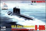 RARE-1-400-B-806-Soviet-KILO-Class-submarine