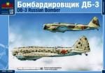 1-72-Ilyushin-DB-3-Soviet-WW2-bomber