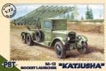 1-72-M-13-ZIS-6-Rocket-Launcher-Katjusha