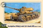 1-72-Pz-Kpfw-753-r-Heavy-Tank-with-75-KwK-L-40-gun-German