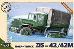1-72-ZIS-42-42M-Half-truck