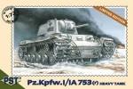 1-72-Pz-Kpfw-I-IA753-r-Heavy-Tank-with-75-KwK-L-40-gun-German-LIMITED-EDITION
