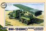 1-72-BM-13-Rocket-Launcher-Katjusha-on-the-base-of-GMC