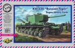 1-72-KV-220-Russian-Tiger-Super-Heavy-Tank