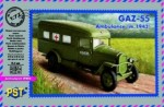 1-72-GAZ-55-Ambulance-m-1943-