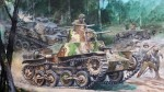 1-35-IJA-Type-95-Light-Tank-Ha-Go-Early-Malayan-Campaign