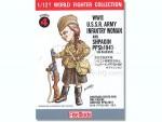 1-12-WWII-U-S-S-R-Infantry-Woman-w-PPsh-1941-Sub-Machine-Gun