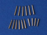 RARE-1-35-2pdr-40mm-British-2pdr-Ammo-for-Tank-Gun-SALE