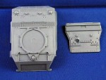 RARE-1-35-M5A1-Replacement-Hull-w-Improved-Frt-Plate-SALE-