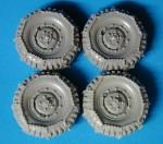 RARE-1-35-3-4-ton-Dodge-Wheels-Chains-SK-SALE-