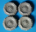 RARE-1-35-3-4-ton-Dodge-Wheels-Chains-SK-SALE-