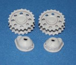1-35-Panzer-III-Early-40cm-Drive-Sprockets-With-Drive-Housings