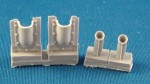 RARE-1-35-T-34-Exhaust-and-Exhaust-Covers-SALE-