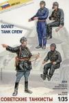 1-35-Soviet-Tank-WW2-Crew-model-kit