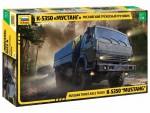 1-35-Russian-three-axle-truck-K-5350-MUSTANG