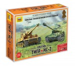1-72-IS-2-VS-Tiger-I-Early-dva-modely-+-Barvy-+stetec