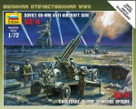 1-72-Soviet-85-mm-Anti-Aircraft-Gun-with-Crew