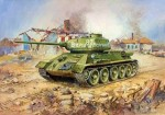 1-100-Soviet-Tank-T-34-85